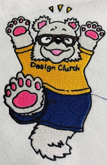 業務用刺繍ミシンを導入しました